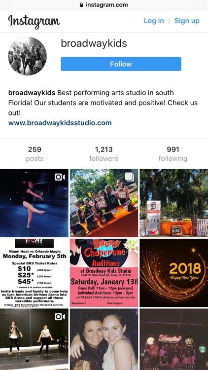 Broadway Kids Studio screenshot-4