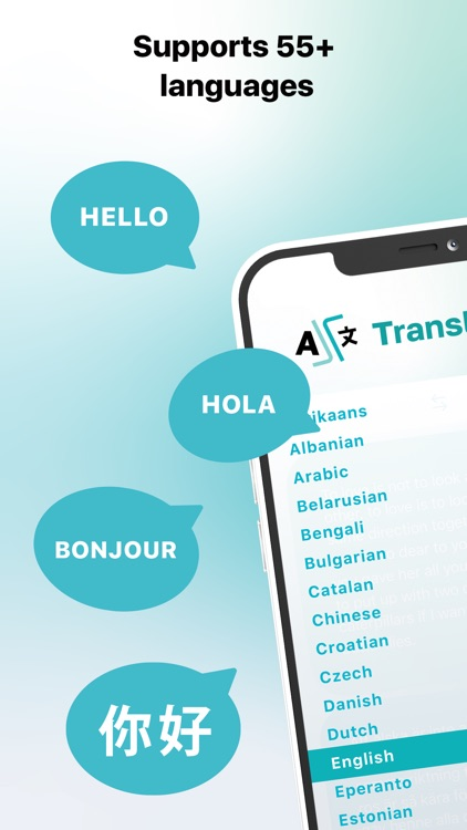 Translatesy screenshot-3