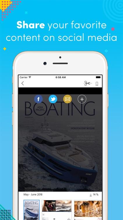 Asia-Pacific Boating screenshot-3