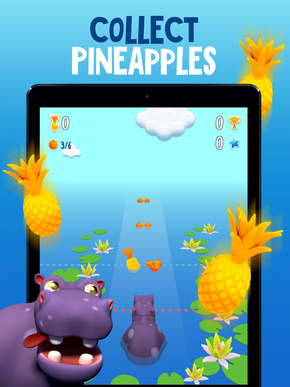 Hippo Math - AR Brain Trainer screenshot 9