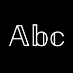 Clavier - Polices d'écriture pour pc