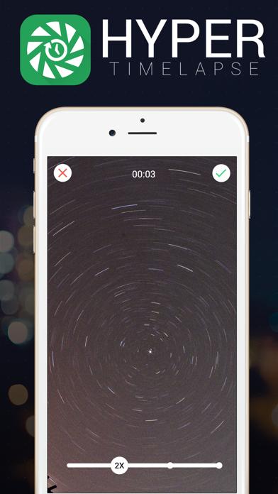 Hyper Timelapse screenshot two