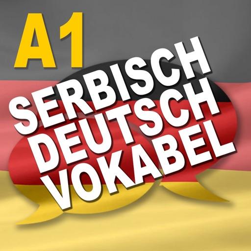 Serbisch Deutsch Vokabeln A1