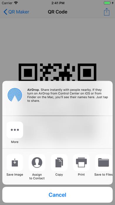 다운로드 QR & BAR 코드 리더기 (생성기) Android 용