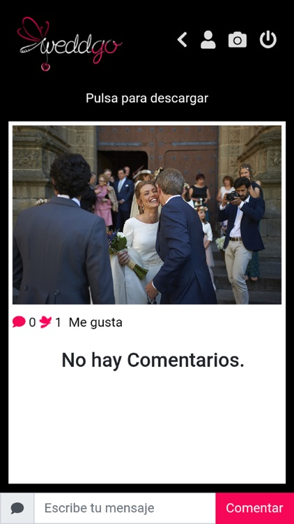 Weddgo Experiencia de tu boda screenshot-6