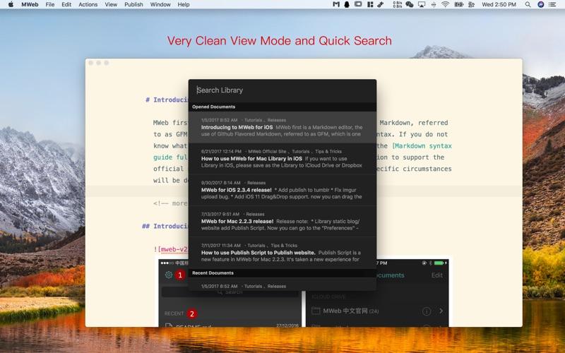 MWeb Screenshot 2 xltr7n