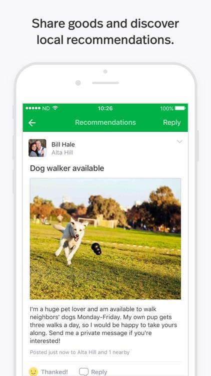 Nextdoor - Neighborhood App screenshot-3
