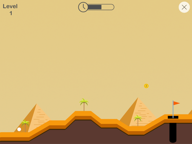 Golfy Screenshot