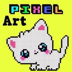 Pixel Art Colorear Por Números En App Store