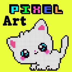 Pixel Art Sayilarla Boya App Store Da