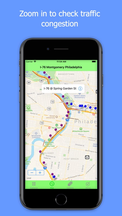 Philadelphia Traffic screenshot-4