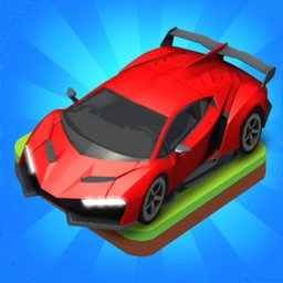Merge Car Game