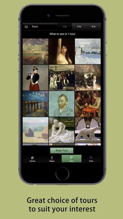 Orsay Museum Paris Guide screenshot-4