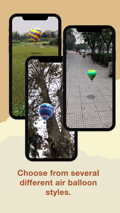 Pocket Balloon - Fly in AR  Bild 5