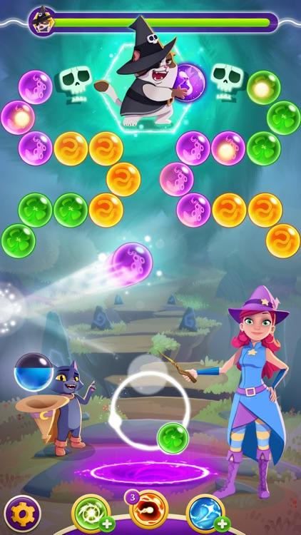 Bubble Witch 3 Saga screenshot-5