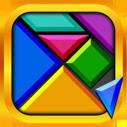 Pazzel: New Tangram Puzzles