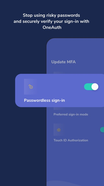Zoho OneAuth - Authenticator