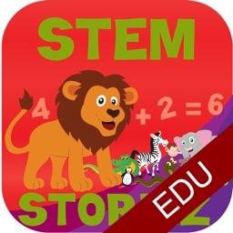 STEM Storiez-Counting Zoo EDU