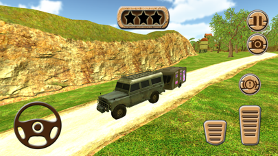 Picnic Camper Van 3D Drive Day screenshot two