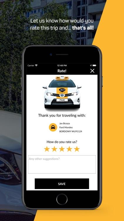 iTaxi - The Taxi App screenshot-6