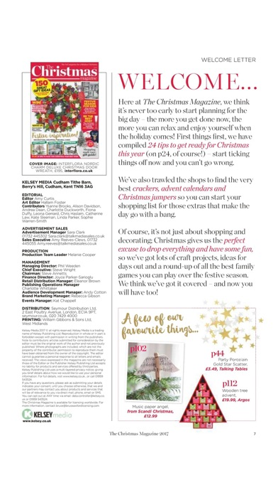 The Christmas Magazine screenshot1