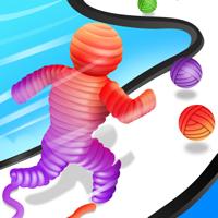 Rope-Man Run - SUPERSONIC STUDIOS LTD Cover Art