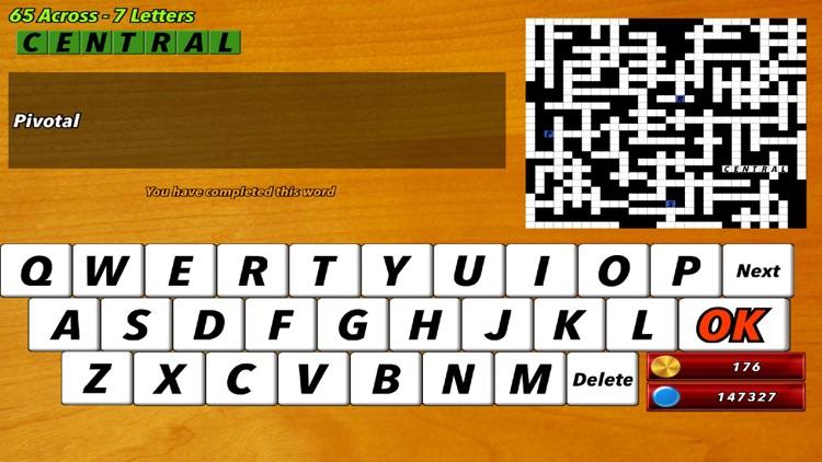 Multiplayer Crossword Puzzle screenshot-4