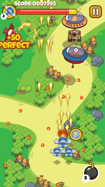 Sky Troops screenshot-4