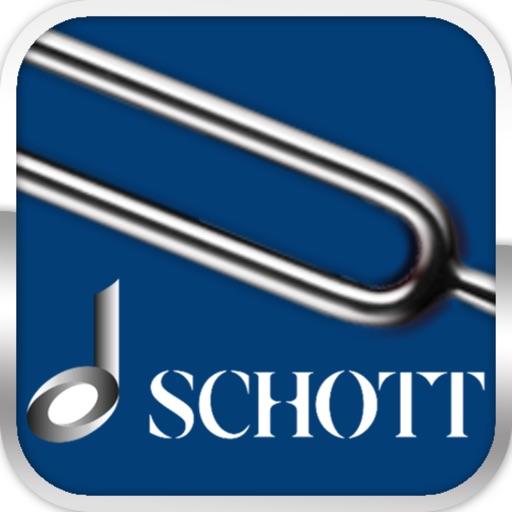 Schott Music Tuning Fork