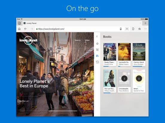 Microsoft Edge screenshot 9