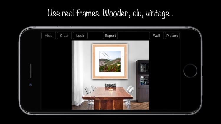 WallPicture - Art room design screenshot-6