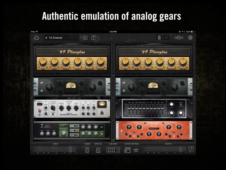 BIAS FX: Guitar Amp & effects screenshot-2