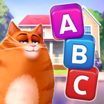 Kitty Scramble: Word Stacks Hack Online Generator  img