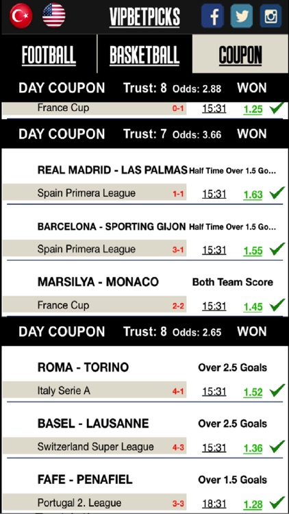 VIP BETTING PICKS - Sports Bet screenshot-4