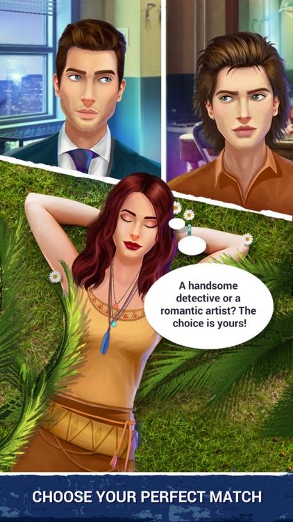 Detective Love Choices Games screenshot-5