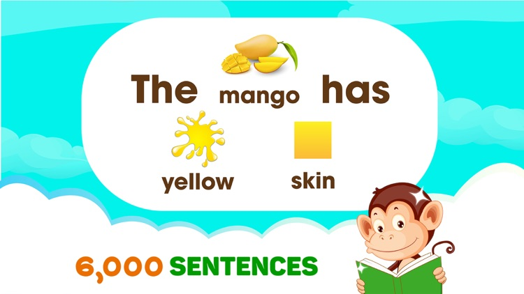 Monkey Junior: learn to read screenshot-5