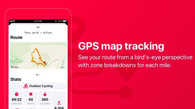 Cycling Workout Companion App screenshot-6