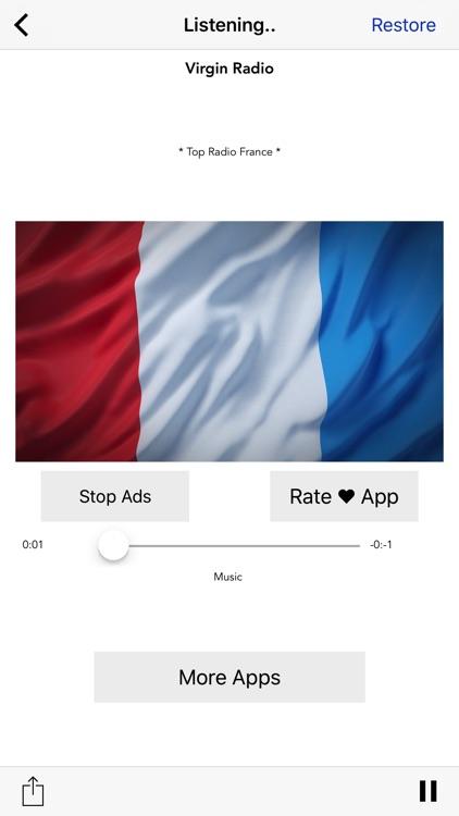 300+ Radio France screenshot-4