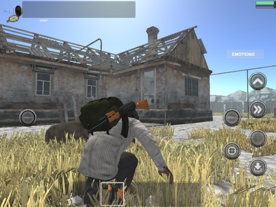 Screenshot 2 Survival Barren Roads