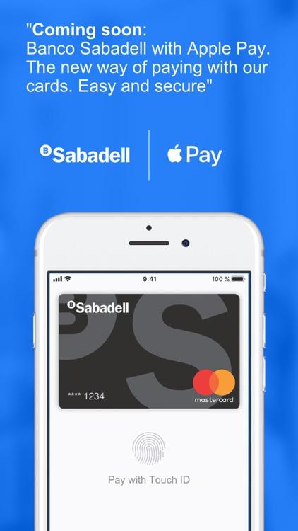 Sabadell Wallet screenshot-3