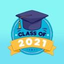 Cool Graduation Stickers 2021