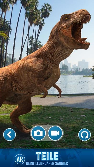 Screenshot 5 Jurassic World™ Alive