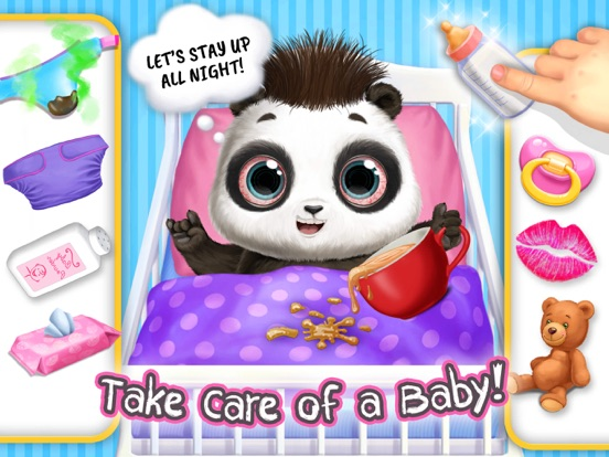 Panda Lu Baby Bear World screenshot 12