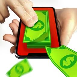 Money Clicker: box of income