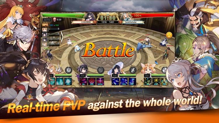 King's Raid screenshot-4