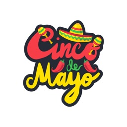 Cinco de Mayo Stickers Pro