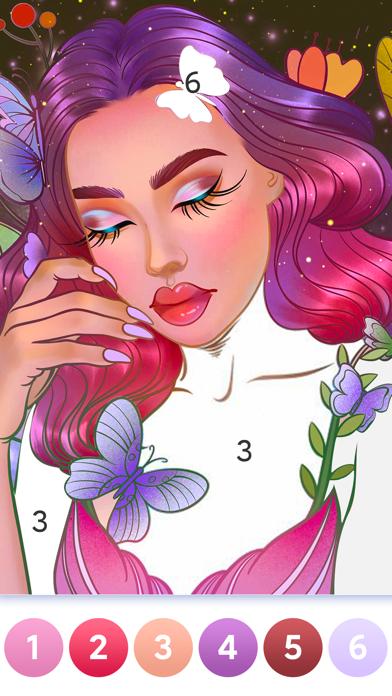 Coloring Magic screenshot 3