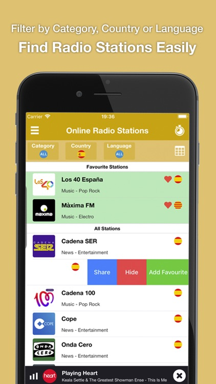 Radio Premium screenshot-3