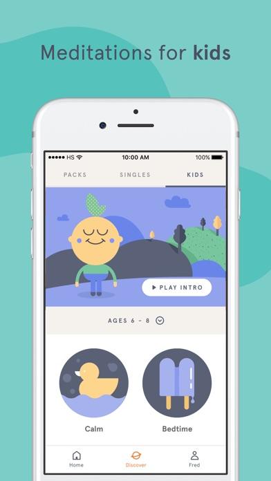 Headspace: Guided Meditationスクリーンショット
