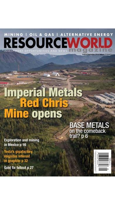 Resource World Magazineのおすすめ画像1
